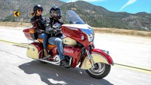 2015 Indian Motorcycle Roadmaster to be unveiled