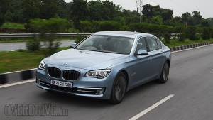 BMW 7 Series ActiveHybrid India road test