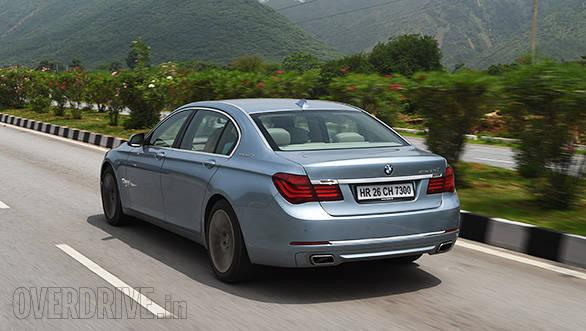 BMW 7 Series ActiveHybrid (11)