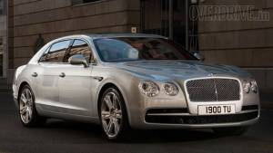 2015 Bentley Flying Spur V8 launched in India at Rs 3.1 crore