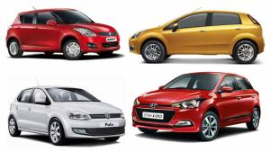 Spec comparison: Hyundai Elite i20 vs Maruti Suzuki Swift vs VW Polo vs Fiat Punto