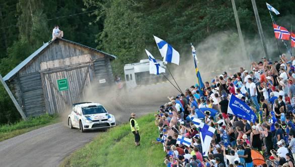 A Finn wins the Rally of Finland - poetic justice for Jari-Matti Latvala