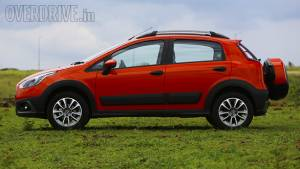 2014 Fiat Avventura India image gallery