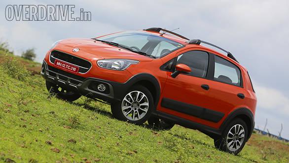 Fiat Punto Avventura (6)