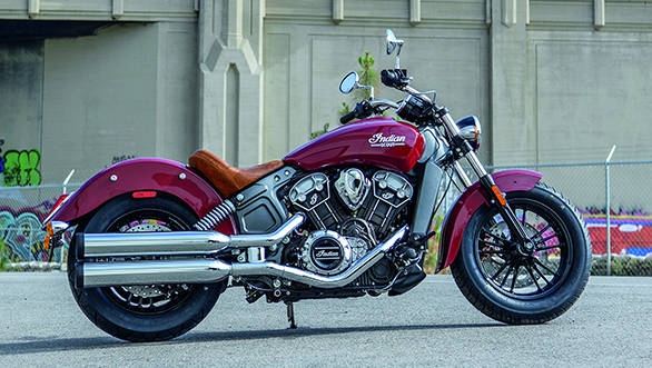 Expect Indian Motorcycles India to announce Indian launch and sales plans soon. The Scout is definitely coming to India. Considered relatively affordable at its $10,999 starting price in the US, our duties and Indian's premium positioning will make the Scout expensive here