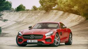 Mercedes-AMG GT unveiled