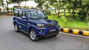 2015 new Mahindra Scorpio India first drive review
