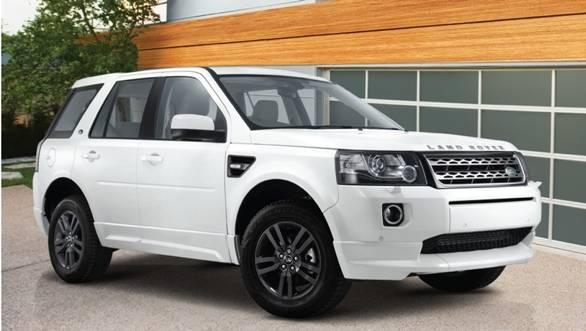 Land Rover Freelander 2 Sterling Edition