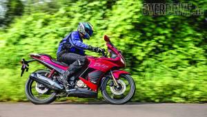 2014 Hero Karizma ZMR India road test