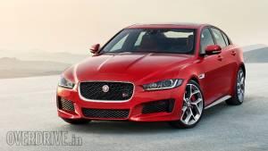 Jaguar XE to be showcased at the 2016 Delhi Auto Expo