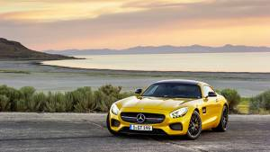2015 Mercedes-AMG GT image gallery