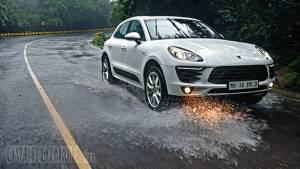 2014 Porsche Macan S diesel India road test