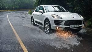 2014 Porsche Macan S diesel India road test