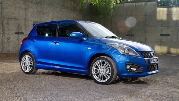 Suzuki Swift Sport (1)