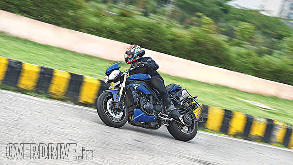 2014 Triumph Speed Triple India first ride review