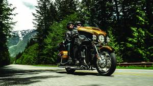Harley-Davidson to bring the 2015 CVO Limited to India: Image gallery