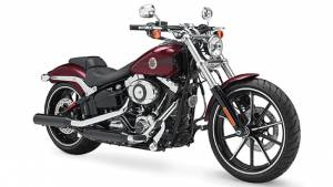 Harley set to expand Indian line-up with the new 2015 Breakout and more