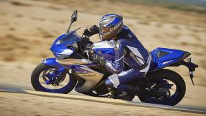 The 2015 Yamaha YZF-R3 in India: First look