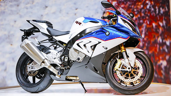 Intermot 2014: BMW R 1200, R 1200 RS and S 1000 RR unveiled