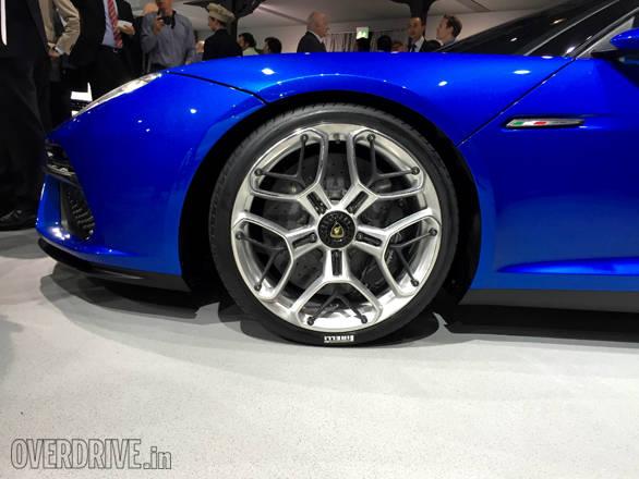 Lamborghini Asterion 8
