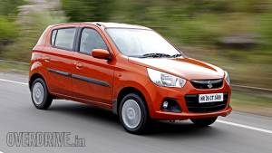 Maruti Suzuki Alto K10 hatchback updated with more safety features