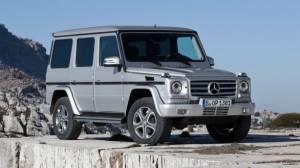 New Mercedes-Benz G-Class confirmed for 2016