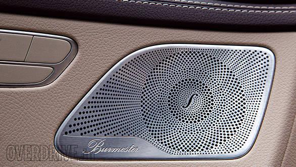 Mercedes-Benz s350CDI headlamps