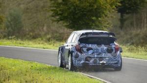 Hyundai Motorsport readying next i20 WRC car
