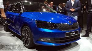 2015 Skoda Fabia unveiled at the 2014 Paris Motor Show