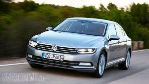 2015 Volkswagen Passat B8 first drive
