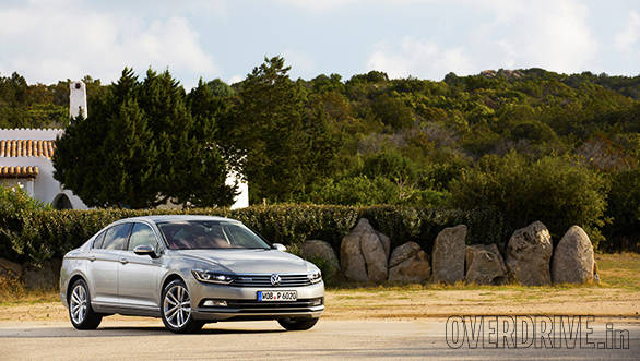 VW Passat B8 First Drive (5)