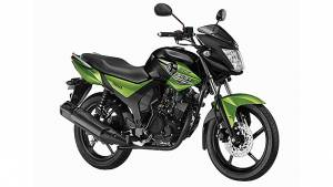 2014 Yamaha SZ-RR version 2.0 launched in India at Rs 65,300