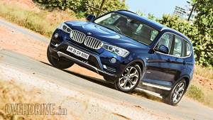 2014 BMW X3 xDrive20D India review road test