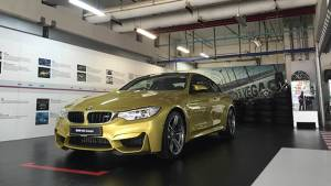 2015 BMW M3 sedan and M4 coupe launched in India at Rs 1.19 crore and Rs 1.21 crore respectively