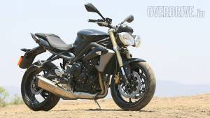 Triumph India updates changed specifications on their website