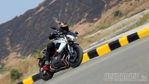 Benelli TNT 899 India first ride review