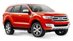 Image gallery: 2015 Ford Endeavour