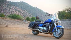 Image gallery: 2015 Triumph Thunderbird LT in India