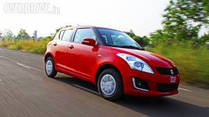 2015 Maruti Suzuki Swift diesel facelift first drive review