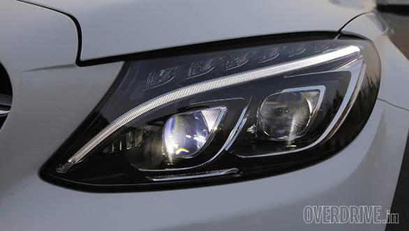 Mercedes-Benz C-Class 2015 (26)