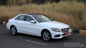 Mercedes-Benz C-Class is World Car of the Year 2015