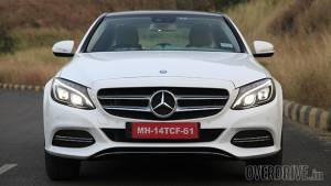 Video review: Mercedes-Benz C 200 (W205)