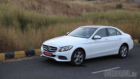 Mercedes-Benz C-Class 2015 (6)