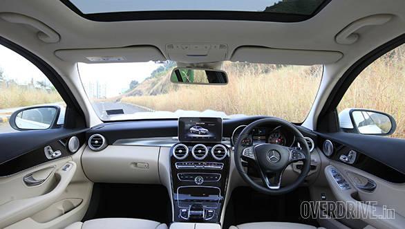 Mercedes-Benz C-Class 2015 (9)