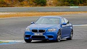 2014 BMW M5 launched in India at Rs 1.35 crore