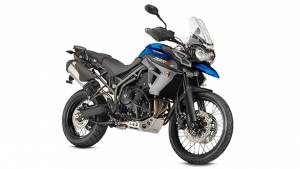EICMA 2014: Triumph extends the Tiger range with XCx and XRx variants