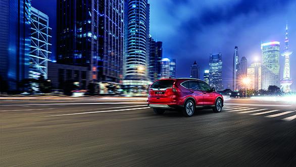 2015 Honda CR-V (3)