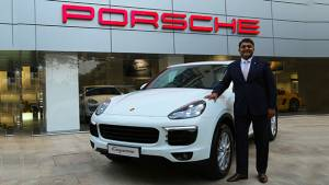 2015 Porsche Cayenne launched in India at Rs 1.02 crore