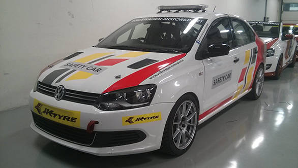 Volkswagen Vento race car