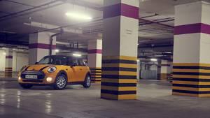 2014 Mini Cooper D 3-door India image gallery